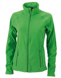 Ladies` Structure Fleece Jacket
